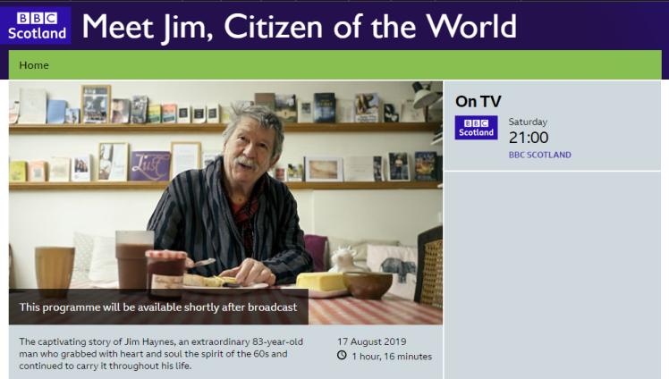 Meeting Jim BBC